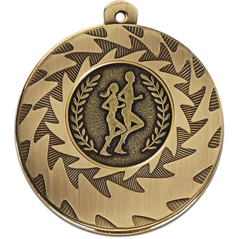 Prism50 Running Unisex Medal