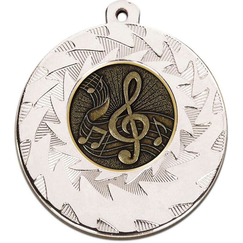 Prism50 Music Medal