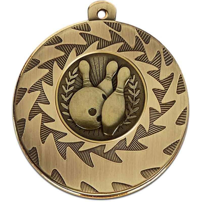 Prism50 Ten-Pin Medal