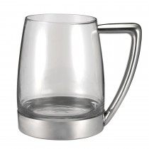 Glass Bottom Tankard, Modern