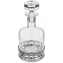 Whiskey Decanter, Medallion