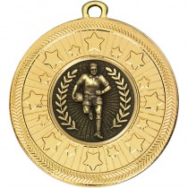 VF Star Rugby Male Medal