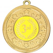 VF Star 3rd Medal