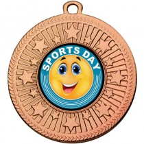 VF Star Sports Day Medal