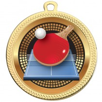 VF60 Table Tennis Medal