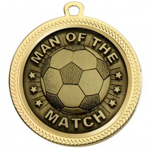 VF60  Man of the Match Medal
