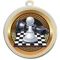 VF60 Chess Medal