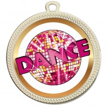 VF60 Dance Medal