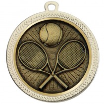 VF60 Tennis Medal