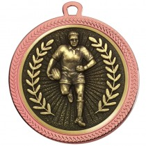 VF60 Rugby Male Medal
