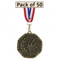 Pack of 50 Achievement Combo Medals