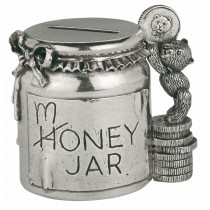 Coin box, money jar
