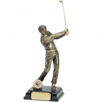Stature Male Golfer