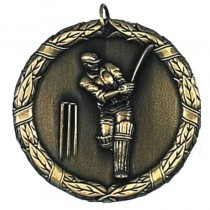 Laurel50 Cricket Medal