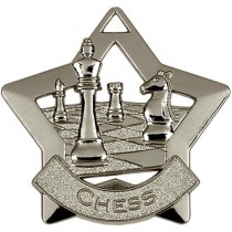 Mini Star Chess Medal