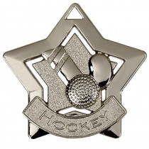 Mini Star Hockey Medal