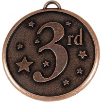 Elation Star50 3rd Medal