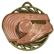 Vortex Athletics Medal