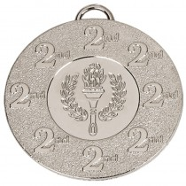 Target50 2nd Medal with RWB 22mm