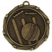 Combo Cricket Medal & Ribbon