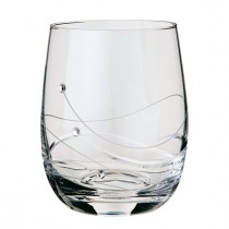 1 Pair Glitz Tumbler Glasses