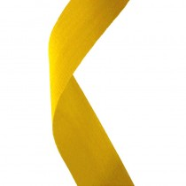 Medal Ribbon Yellow