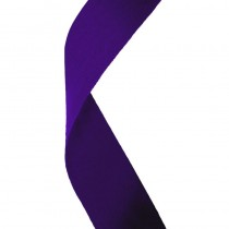 Medal Ribbon Purple