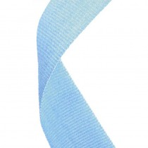 Medal Ribbon Light Blue