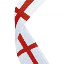 Flag Neck Ribbon England