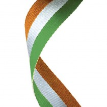 Flag Neck Ribbon Irish