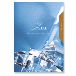 Crystal online catalogue
