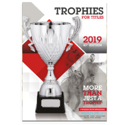 Trophies For Titles online catalogue