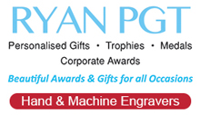 Ryan PGT Trophies Gifts